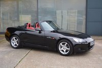 USED 2000 HONDA S 2000 2.0 16V 2d 236 BHP JUST 18,000 MILES, MAJOR SERVICE JUST COMPLETED, STANDARD EXAMPLE IN FANTASTIC CONDITION