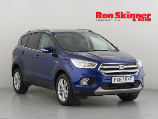 View our 2017 67 FORD KUGA 1.5 TITANIUM TDCI 5d 118 BHP
