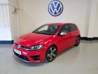 "USED 2015 15 VOLKSWAGEN GOLF 2.0 R DSG 5d AUTO 298 BHP Just Serviced/ Park Sensors/ Cruise Control/ 18""Alloys"