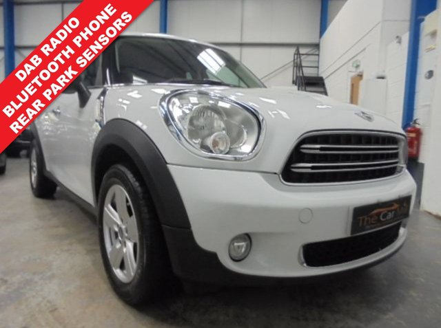 2015 15 MINI COUNTRYMAN 1.6 ONE 5d 98 BHP