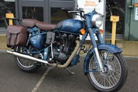 USED 2016 16 ROYAL ENFIELD BULLET CLASSIC EFI DISPATCH EDITION