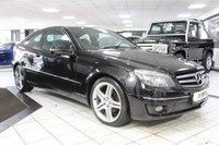 USED 2010 60 MERCEDES-BENZ CLC CLASS 2.1 CLC220 CDI SPORT AUTO 150 BHP MERC HISTORY FULL LEATHER NAV!
