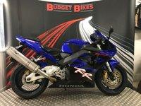 2003 HONDA CBR900RR FIREBLADE 954cc CBR 900 RR-3  £3490.00