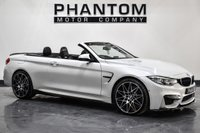 USED 2017 66 BMW M4 3.0 M4 COMPETITION PACKAGE 2d AUTO 444 BHP