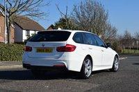 USED 2017 66 BMW 3 SERIES 2.0 320I XDRIVE M SPORT TOURING 5d AUTO 181 BHP