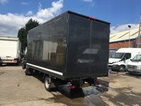 USED 2016 16 MITSUBISHI FUSO CANTER 3.0 3C13 38 C/C 1d 129 BHP MANUAL 16 FT GRP BOX VAN
