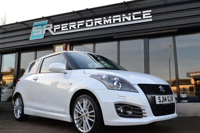 2014 14 SUZUKI SWIFT 1.6 SPORT 3d 134 BHP