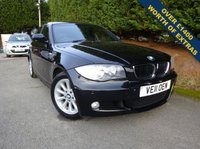 2011 BMW 1 SERIES 2.0 116I PERFORMANCE EDITION 5d 121 BHP £7595.00