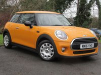 USED 2016 16 MINI HATCH ONE 1.2 ONE 3d  **6 SPEED GEARBOX**ECONOMICAL**