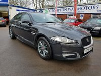 USED 2015 15 JAGUAR XF 2.2 D R-SPORT 4d 163 BHP 0%  FINANCE AVAILABLE ON THIS CAR PLEASE CALL 01204 393 181