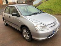 2003 HONDA CIVIC 1.6 S 5d 109 BHP £1500.00