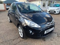 USED 2011 61 FORD KA 1.2 METAL 3d 69 BHP FULL SERVICE HISTORY / NEW MOT / TWO KEYS / START/STOP