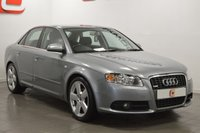 USED 2006 56 AUDI A4 1.9 TDI S LINE TDV 4d 115 BHP ONLY 69,000 MILES WITH FULL SERVICE HISTORY !!!!