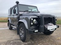 USED 2014 14 LAND ROVER DEFENDER 2.2 TD XS DCB 1d 122 BHP BIG SPEC *PLUS VAT* LOTS OF EXTRAS ... PLEASE CALL TO FIND OUT MORE