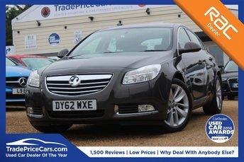 2012 VAUXHALL INSIGNIA 2.0 SRI NAV CDTI 5d AUTO 157 BHP £5995.00