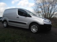 2014 CITROEN BERLINGO 1.6 625 ENTERPRISE L1 HDI 5d 74 BHP £6499.00