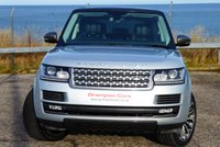 USED 2013 63 LAND ROVER RANGE ROVER 4.4 SDV8 AUTOBIOGRAPHY 5d AUTO 339 BHP