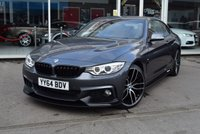 2014 BMW 4 SERIES 2.0 420D XDRIVE M SPORT 2d AUTO 181 BHP £16990.00
