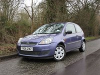USED 2006 06 FORD FIESTA 1.2 STYLE 16V 3d 78 BHP