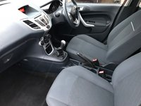 USED 2012 62 FORD FIESTA 1.2 EDGE 5d 59 BHP