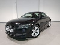 USED 2009 09 AUDI TT 2.0 TT FSI COUPE