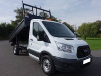 2016 FORD TRANSIT 350 MWB TIPPER RWD 2.2 TDCI 125PS £12995.00