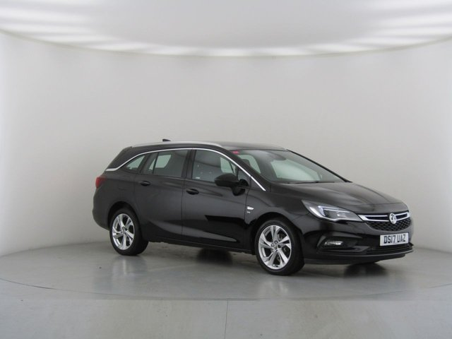 View our 2017 17 VAUXHALL ASTRA 1.4 SRI NAV S/S 5d AUTO 148 BHP