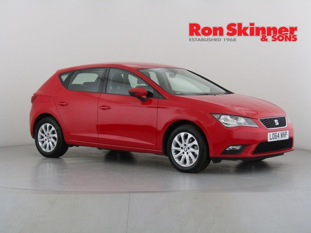 View our 2015 64 SEAT LEON 1.6 TDI SE 5d 105 BHP