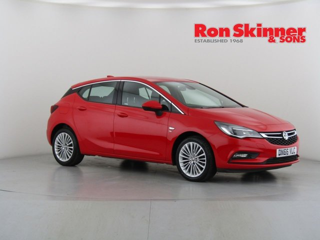 View our 2017 66 VAUXHALL ASTRA 1.0 ELITE NAV ECOFLEX S/S 5d 104 BHP