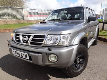View our NISSAN PATROL