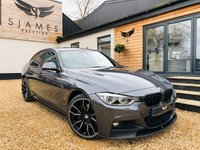 USED 2016 66 BMW 3 SERIES 3.0 335D XDRIVE M SPORT 4d AUTO 308 BHP