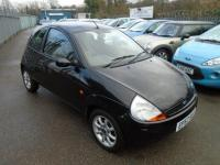 USED 2007 57 FORD KA 1.3 Zetec Climate 3dr FULL SERVICE HISTORY