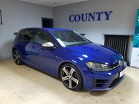 USED 2016 65 VOLKSWAGEN GOLF 2.0 R DSG 5d AUTO 298 BHP * TWO OWNERS * FULL HISTORY *