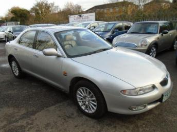 1999 MAZDA XEDOS 2.0 V6 SE 4dr £1495.00