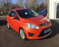 USED 2011 11 FORD C-MAX 1.6 TITANIUM 125 BHP THIS VEHICLE IS AT SITE 1 - TO VIEW CALL US ON 01903 892224