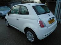 USED 2010 10 FIAT 500 1.2 Pop (s/s) 3dr FULL SERVICE HISTORY
