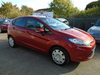 USED 2010 60 FORD FIESTA 1.25 Edge 5dr FULL SERVICE HISTORY