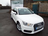USED 2017 66 AUDI A1 1.6 TDI SE 3d 114 BHP One Owner Full Service History
