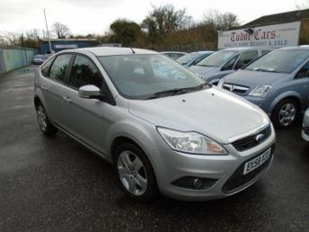 2008 FORD FOCUS 1.6 Style 5dr £2995.00