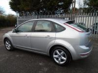 USED 2009 09 FORD FOCUS 1.6 Zetec 5dr FULL SERVICE HISTORY