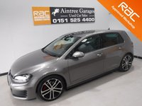 USED 2015 65 VOLKSWAGEN GOLF 2.0 GTD 5d 181 BHP OVER 10 GTDS/DSG/GOLF R IN STOCK  ; A STUNNING AND VERY WELL LOOKED AFTER SPORTS HATCH,   LATEST MODEL FINISHED IN GLEAMING GRAY METALLIC WITH A , ONE OWNER WITH VW SERVICE HISTORY,   UPGRADED ALLOYS, WINTER PACK WITH HEATED SEATS, PRO SAT NAV, CRUSE CONTROL, ELEC  MIRRORS, DUAL CLIMATE CONTROL, BLUETOOTH ,  AND MUCH MUCH MORE.