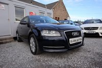 USED 2011 11 AUDI A3 Sportback 2.0 TDI 5dr ( 140 bhp ) One Previous Owner Great Value Diesel Audi Only £30 Road Tax Super Fuel Economy Up To 74 MPG!!