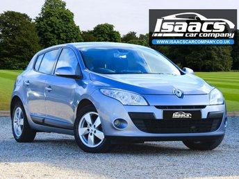 2010 RENAULT MEGANE 2.0 DYNAMIQUE TOMTOM VVT 5d AUTO 140 BHP £5495.00