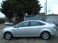 USED 2008 58 FORD MONDEO 2.0 Zetec 5dr FULL SERVICE HISTORY