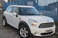 2013 MINI COUNTRYMAN 1.6 COOPER D 5d 112 BHP £6995.00