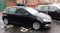 USED 2015 65 VOLKSWAGEN POLO 1.0 SE 5d 60 BHP ONLY 8034 MILES FROM NEW, LOW CO2 EMISSIONS (106G/KM), ONLY £20 ROAD TAX, CHEAP TO RUN, AIR CONDITIONING, ALLOY WHEELS AND SERVICE HISTORY.