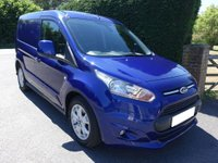 2015 FORD TRANSIT CONNECT 240 LIMITED L2 LWB 1.6 TDCI 115 PS