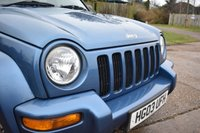 USED 2003 03 JEEP CHEROKEE 3.7 LIMITED 5d AUTO 208 BHP