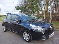 USED 2016 65 RENAULT CLIO 1.5 DYNAMIQUE MEDIANAV ENERGY DCI S/S 5d 90 BHP