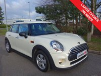 USED 2015 65 MINI HATCH ONE 1.2 ONE 5d 101 BHP